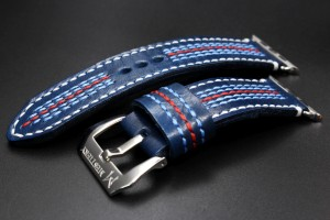 Mestiery Custom-made Watch Strap - Martini Racing