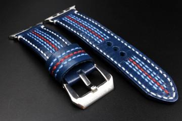 Mestiery Custom-made Watch Strap - Martini Racing